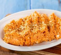 Pasta z sera feta i suszonych pomidorów - dip idealny do kanapek i warzyw