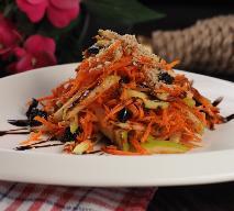 Surówka z marchewki ze śliwkami: doskonały przepis na zdrowie!