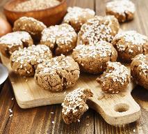 Ciasteczka gryczane z bakaliami na mące orkiszowej: przepis na zdrowe słodkości