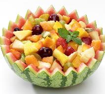 Egzotyczna sałatka owocowa: jak zrobić?