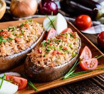 Faszerowane bakłażany: przepis na danie wegańskie