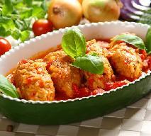Gołąbki wegetariańskie bez zawijania: przepis