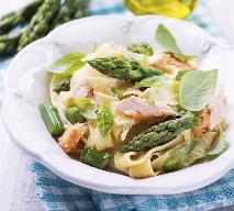 Pappardelle z łososiem - przepis na obiad we włoskim stylu