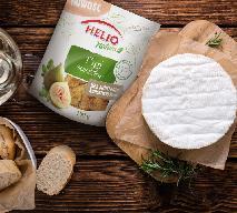 Walentynkowa przekąska z sera camembert i suszonych fig - sprawdzony przepis