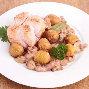 Mostek cielęcy z kasztanami: przepis na wykwintne danie na obiad w karnawale