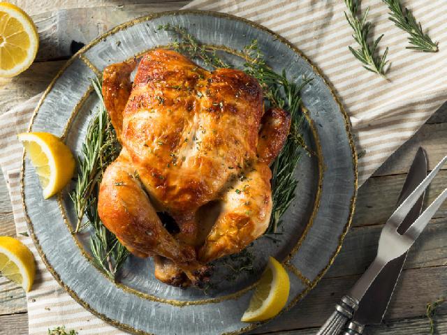 Pieczony Kurczak Ile Piec Kurczaka Wideo Beszamel Se Pl