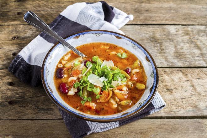 Dlaczego warto jeść zupy?