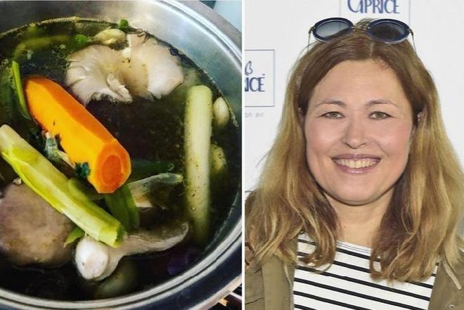 Beata Sadowska na jesień proponuje wegański rosół: zobacz przepis na bulion warzywny