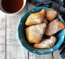 Kazachskie pączki - baursaki - lekkie i puszyste