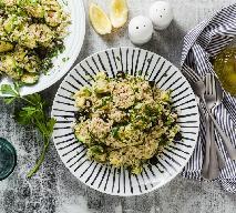 Kremowe risotto z cukinią: łatwe danie na lato