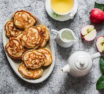 Placki z jabłkami: hit na śniadanie dla dziecka w każdym wieku