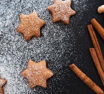 Bananowo-cynamonowe gwiazdki: przepis na ciasteczka bez glutenu, jajek i cukru