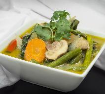 Leczo z fasolką szparagową i zieloną papryką: przepis
