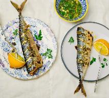 Pikantna makrela z grilla z ostrą papryką