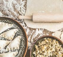 Wigilijne pierogi z kapustą i grzybami: sprawdzony przepis [WIDEO]