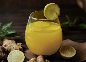Lemoniada imbirowa: orzeźwiający napój na wzmocnienie odporności