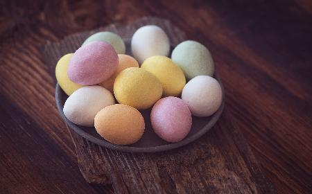Czekoladowe jajka - przepis na pyszne słodycze