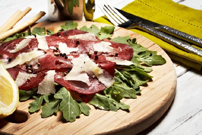 Carpaccio z wołowiny inaczej - przepis