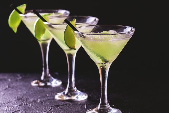 Daiquiri: drink z białym rumem