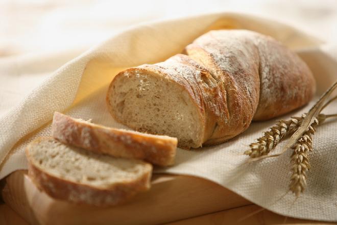Weizenbrot: przepis na chleb zimnej fermentacji, bez wyrabiania, bez wysiłku
