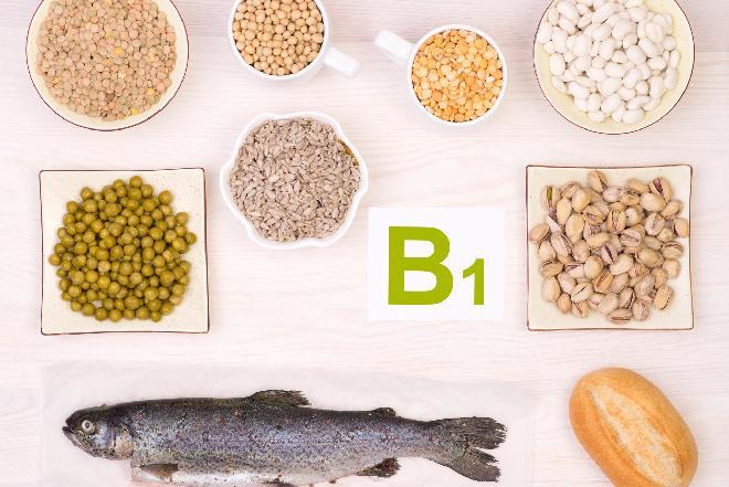 Witamina B1 - w jakich produktach spożywczych znajduje się witamina B1?